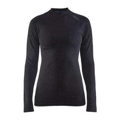 Craft Active Intensity Long Sleeve Dames (Zwart)