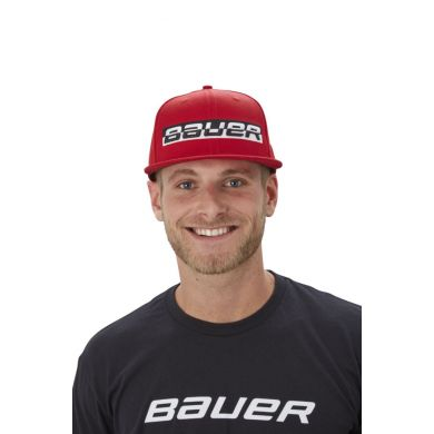 Bauer Snapback Cap 9Fifty Reflection