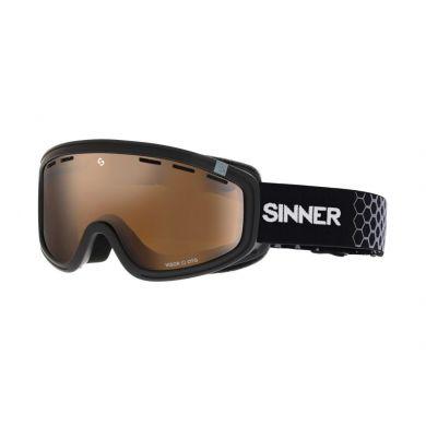 Sinner Visor III OTG Goggle Ski / Snowboard Bril voor bril dragers