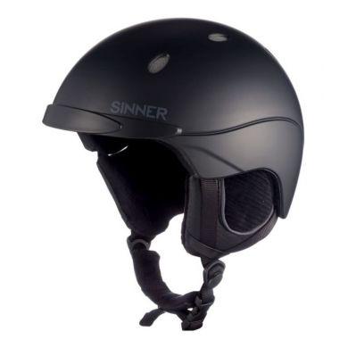 Sinner Titan Ski Helm (Zwart)