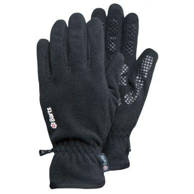 Barts Fleece Gloves (Zwart)