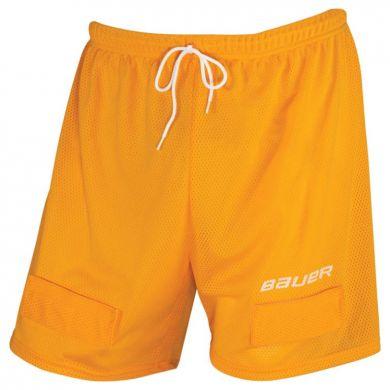 Bauer Mesh Jock Short Yellow