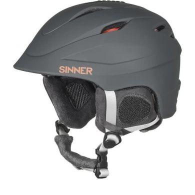 Sinner Gallix II Ski Helm (Grijs)