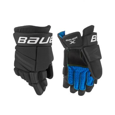 Bauer HG X IJshockey Handschoenen (Junior)