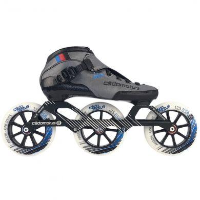 Cadomotus Versatile 3in1  3x 125mm Inline skate Compleet
