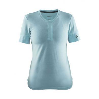 Craft Ride Dames Fiets Shirt (Sea)
