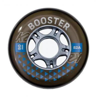 K2 Booster 80mm Inline Wiel (per 4 stuks)