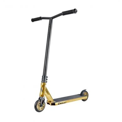 Chilli Pro Scooter Reaper Stunt Step Gold