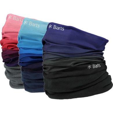 Barts Multi Col Polar Bandana met Fleece Dip Dye