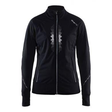Craft Brilliant 2.0 Warm Jacket Dames (Zwart)