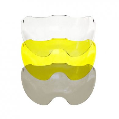 Marchese Visor High Contrast (Geel)