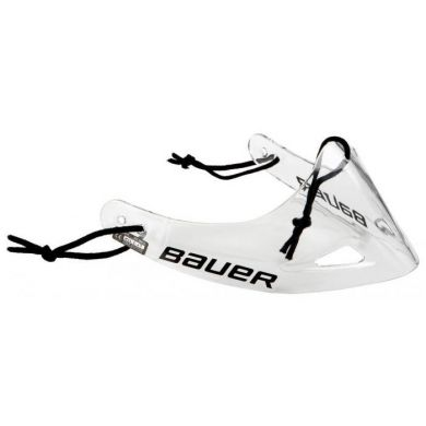 Bauer Profile Goal Throat Lexan Protector
