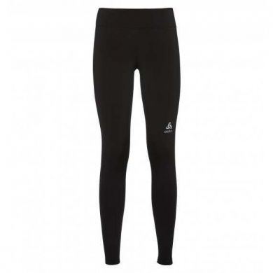 Odlo Tights Warm Sliq Dames (Zwart)