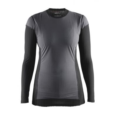 Craft Extreme 2.0 Windstopper Long Sleeve Dames Shirt  (Zwart)