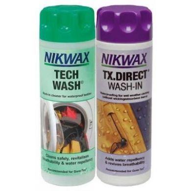 Nikwax Tx Direct / Tech Wash Wasmiddel (2 pack)