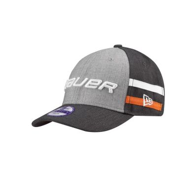 Bauer Heather Stripe Adjustable Cap