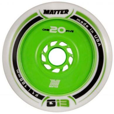 Matter G13 125mm F0 Wielen (per stuk)
