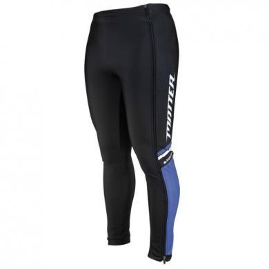 Powerslide Warm up Zip pant Rits broek