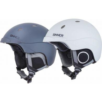 Sinner Titan Ski Helm (Wit)