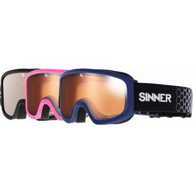Sinner Duck Mountain Goggle Ski / Snowboard Bril Kinderen