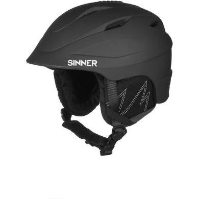 Sinner Gallix II Ski Helm (Zwart)