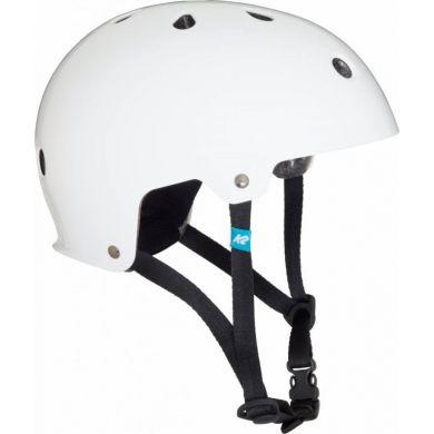 K2 Varsity Kinder Skate Helm (Wit)