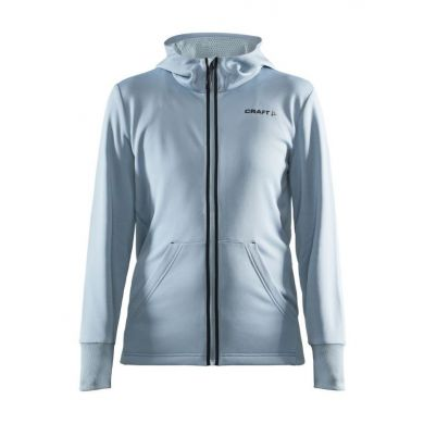 Craft Charge Sweat Hooded Dames Jacket