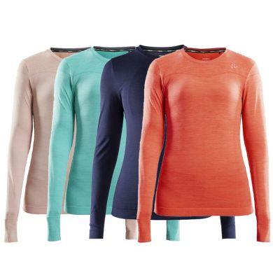 Craft Fuseknit Comfort Longsleeve Ondershirt Dames