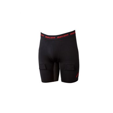 Bauer Essential Compression Jock Short (Junior)
