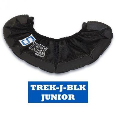 Blue Sports Trek Walking Skate Guard (Zwart)