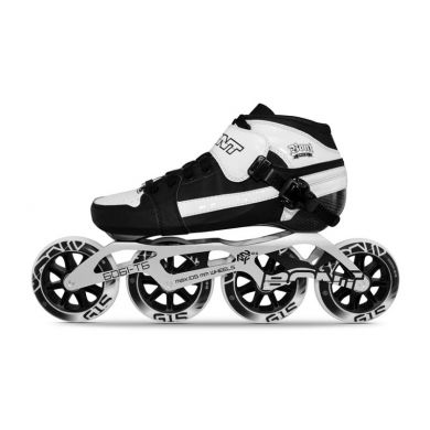 Bont Pursuit Skate (Zwart / Wit)