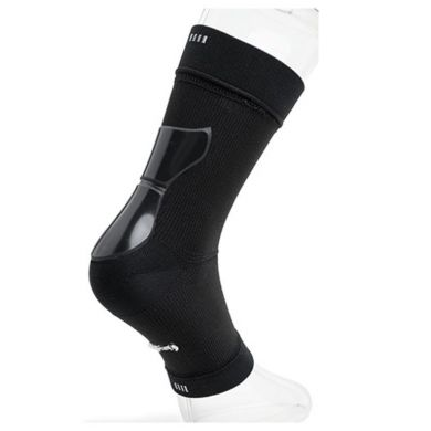 Black Shield Heel & Achilles Sock (per Paar)