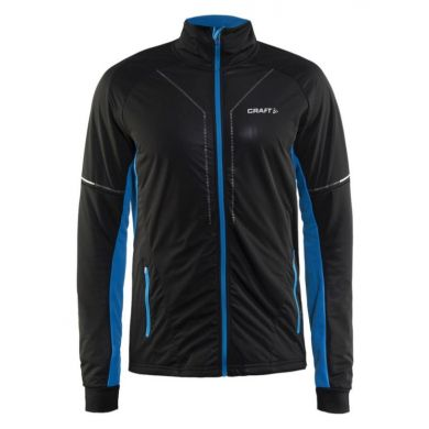 Craft Storm Jacket 2.0 (Zwart / Pacific)