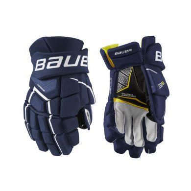 Bauer HG Supreme 3S IJshockey Handschoenen (Senior)