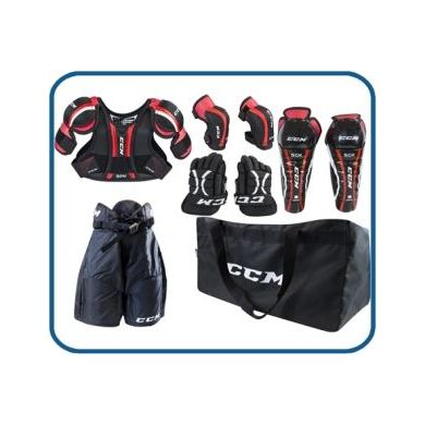 CCM Entry Kit Yth (Zwart)