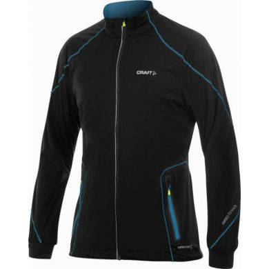 Craft High Function Jacket Men (zwart / blauw)
