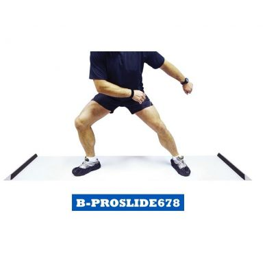 Blue Sports Professional Asjustable Sliding Board