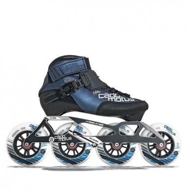 Cadomotus Rookie Two Inline Skate voor kinderen 4x100 | 3x110