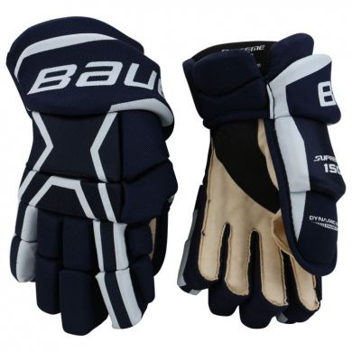 Bauer HG Supreme S150 Gloves (Navy)