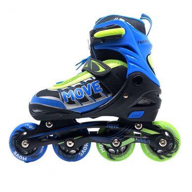 Move Fast Boy Verstelbare Inline Skate
