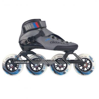 Cadomotus Agility 3 in 1  4x100mm Inline skate Compleet