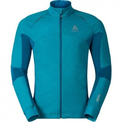 Odlo Jacket frequency 2.0 (Blue Jewel)