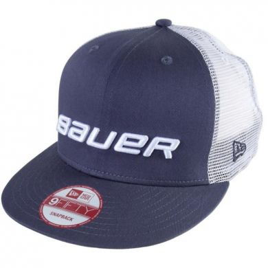 Bauer Snapback Cap 9Fifty (Navy)