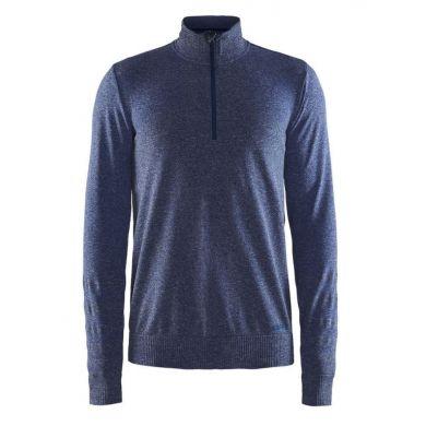 Craft Smooth Halfzip Pullover (Thunder)