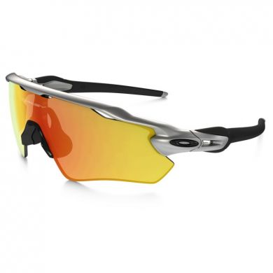 Oakley Radar EV XS Path (Zilver / Fire Iridium)