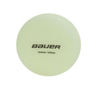 Bauer Glow in the Dark Street Hockey Ball (4 Pack)