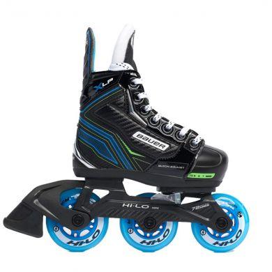 Bauer X-LP Lil Verstelbare Roller Inline Hockey Skate (Youth)