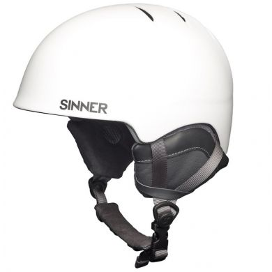 Sinner Lost Trail Ski Helm (Wit)