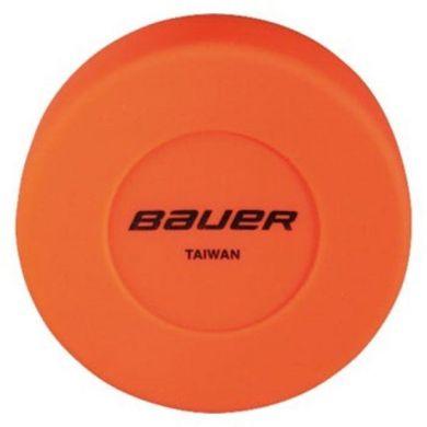 Bauer Street Hockey Puck (Oranje)