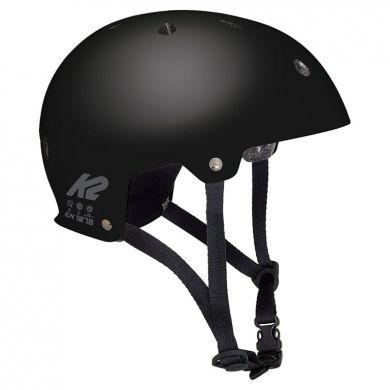 K2 Varsity Skate Helm (Zwart)